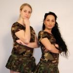 Военная форма (женская)