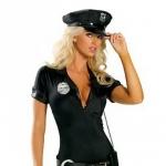 Полицейская (черная)