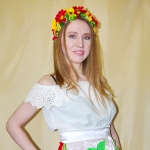 Русский плясовой женский