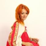 Русский народный сарафан (Красный)