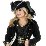 Пиратка брючная (камзол)