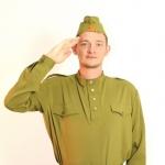 Советская военная форма - мужская