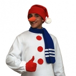 Снеговик (муж.)
