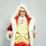 Гламурный Дед Мороз