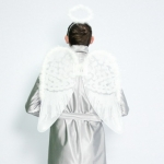 Ангел серебро