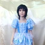 Принцесса голубая
