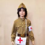Военная медсестра для девочки