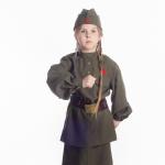 Военная форма детская (для девочки)