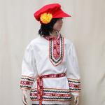 Славянский костюм для мальчика