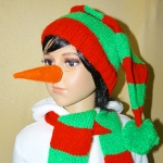 Снеговик Сугроб