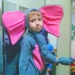 Слоненок детский
