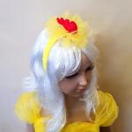 Цыпленок для девочки