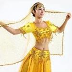 Сари (Ленга-чоли) желтое подростковое