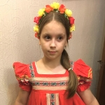Русский сарафан подростковый