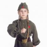Военная форма подростковая для девочки