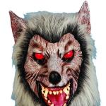 Волк маска