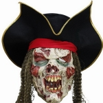 Пират маска
