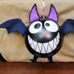 Декоративные шары на Хеллоуин